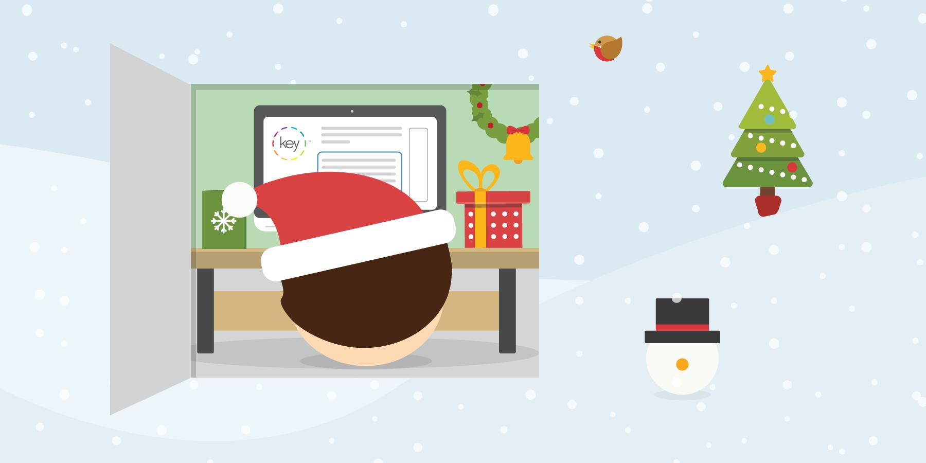 Secret Santa for contractors