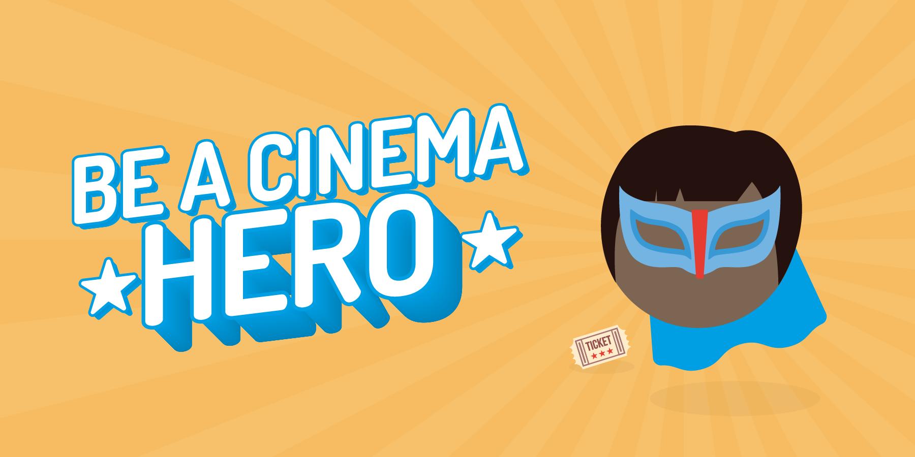 Cinema Heroes header image