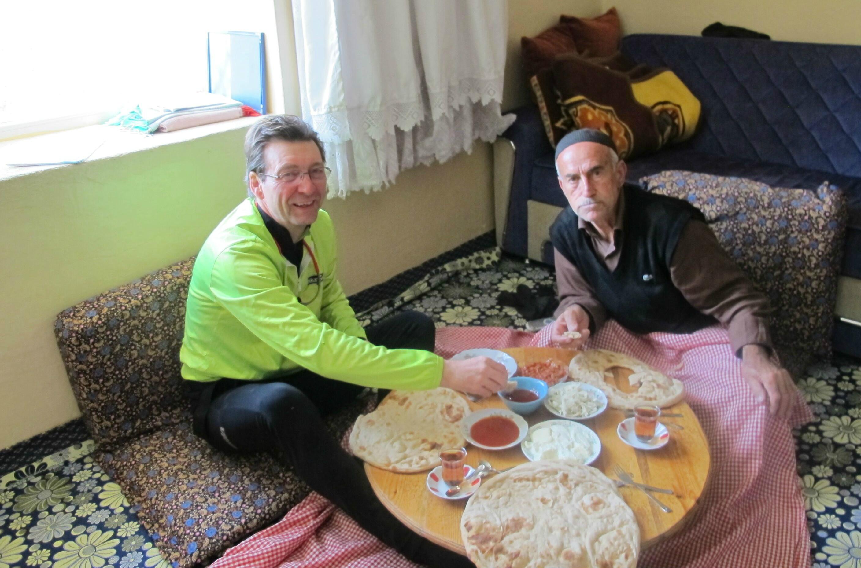 Breakfast with Ali