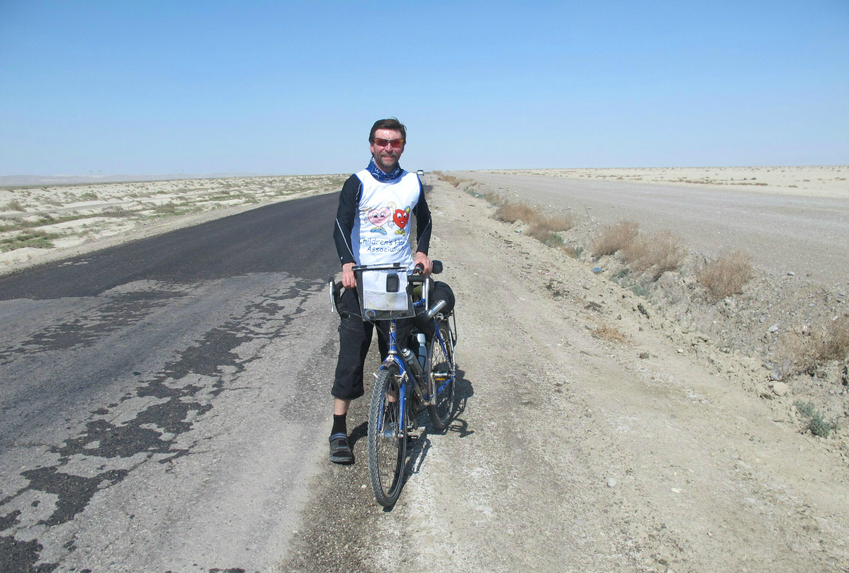 Karacum Desert