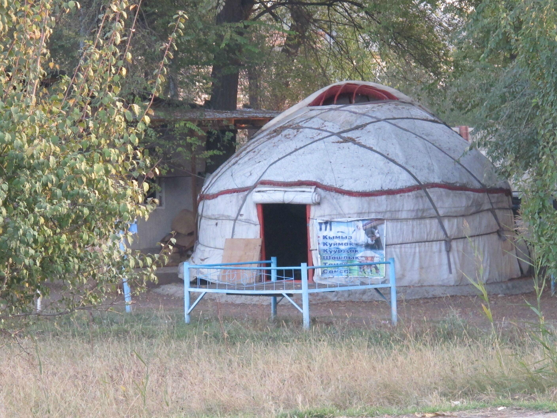 Kyrgyzstan yurt