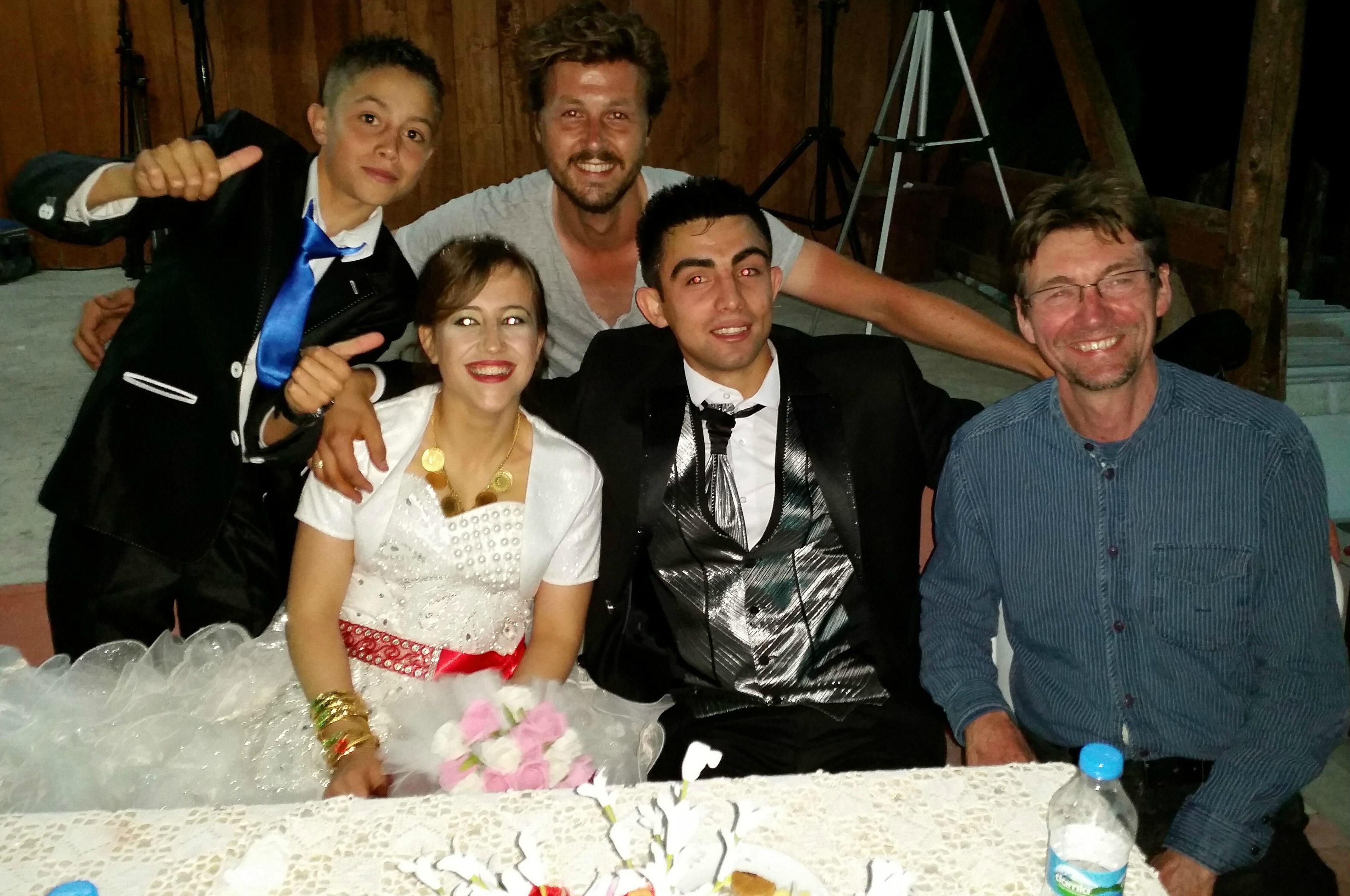 Wedding in Baypazan