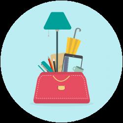 supply teacher bag